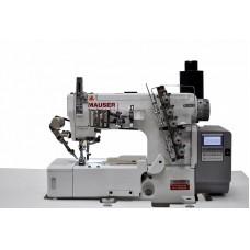 Плоскошовная промышленная швейная машина Mauser Spezial MI5530-E3-01B56 (комплект)