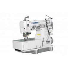 Плоскошовная швейная машина JT-588-01CBX356 (комплект)