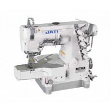 Плоскошовная швейная машина с цилиндрической платформой JT-688-01CBX364 (6,4мм) комплект
