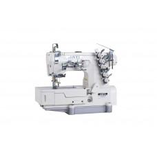 Плоскошовная швейная машина со специализированной платформой JATI JT-588-FQX356 (комплект)