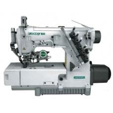 Плоскошовная швейная машина ZOJE ZJ2500A-156M-VF-BD