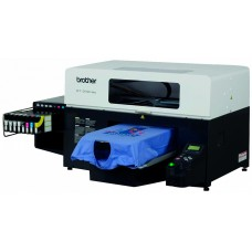 Принтер для прямой цифровой печати по текстилю Brother GT-381
