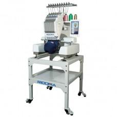 Профессиональная одноголовочная 10-ти игольная компактная вышивальная машина RICOMA EM-1010