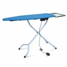 Профессиональный гладильный стол с нагревом рабочей поверхности и вакумным отсосом LELIT PA73 (123 x 38 см)