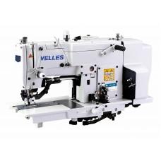 Промышленная автоматическая петельная швейная машина VELLES VBH 781 комплект