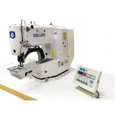 Промышленная автоматическая закрепочная машина VELLES VBT 1950голова