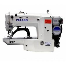 Промышленная электронная закрепочная машина со встроенным в головку сервоприводом VELLES VBT 1900-JS (комплект)