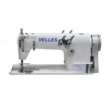 Промышленная машина двухниточного цепного стежка Velles VCS 2058 комплект