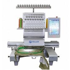 Промышленная одноголовочная вышивальная машина VELLES VE 21C-TS2 with Sequine & Cording