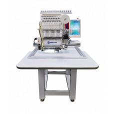 Промышленная одноголвочная вышивальная машина VELLES VE 25C-TS2 NEXT with Sequine & Cording