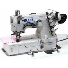 Промышленная плоскошовная швейная машина с плоской платформой VELLES VC 8016 U  (комплект)