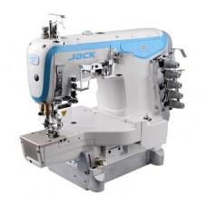 Промышленная швейная машина Jack JK-K4-UT/35AC/356 (комплект)