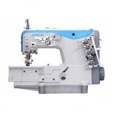 Промышленная швейная машина Jack JK-W4-D-05CB (5,6 мм)  (комплект)