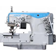 Промышленная швейная машина Jack JK-W4-D-05CB (6,4 мм) (комплект)