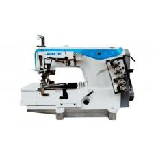 Промышленная швейная машина Jack W4-D-02BB (6,4 мм) (комплект)