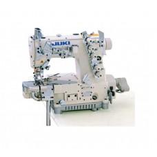 Промышленная швейная машина Juki MF-7913DR-H24-E64N/UT56/MC37 (для подгибки низа с подрезкой края) (голова)