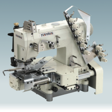 Промышленная швейная машина Kansai DX-9902-3ULK-UTC-A (5-13-13-13)