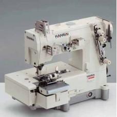 Промышленная швейная машина Kansai Special BLX-2202CW 1/4 (6,4 мм)голова