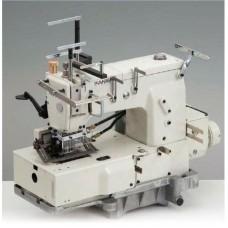"""Промышленная швейная машина Kansai Special DFB-1412P 1/4""""(6.4мм) комплект"""