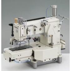 """Промышленная швейная машина Kansai Special FX-4412P 3/16""""(4.8мм)"""