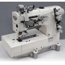 """Промышленная швейная машина Kansai Special NL-5802GL 1/4""""(6.4мм)  (КОМПЛЕКТ)"""