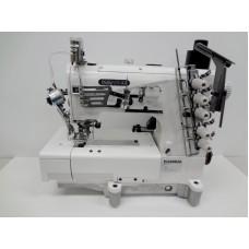 """Промышленная швейная машина Kansai Special NW-8803GCL 1/4""""(6.4мм) ГОЛОВА"""
