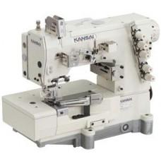 Промышленная швейная машина Kansai Special WX-8842-1 (2,4х6,4мм) Голова