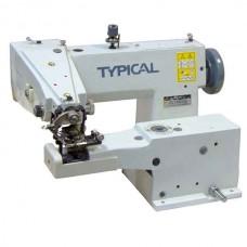Промышленная швейная машина потайного стежка Typical GL 13101-2 (головка)