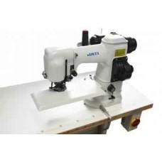 Промышленная швейная машина с двойным двусторонним потайным стежком JATI JT-313 голова