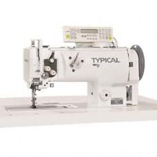 Промышленная швейная машина Typical GC20665-D2T3 HVP-90-4-LU-220 (комплект)