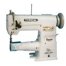 Промышленная швейная машина Typical TW3-341 (голова, стол)