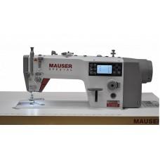 Прямострочная промышленная швейная машина Mauser Spezial ML8125-ME4-BC (комплект)
