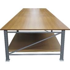Раскройный стол 14000 х 1800