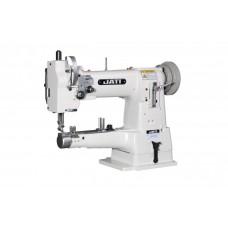 Рукавная швейная машина с тройным продвижением JATI JT- 335BL (КОМПЛЕКТ)