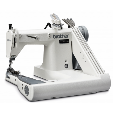 С П-образной платформой промышленная швейная машина Brother DA-928A-7-364X 1/4