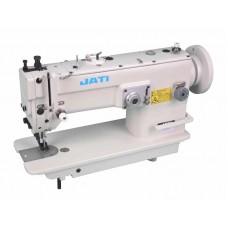 Швейная машина зигзагообразного челночного стежка с шагающей лапкой и увеличенным челноком JATI JT- 2533 комплект