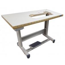 Стол промышленный для Juki DDL-8100, DDL-8700series, DU-1181N, LZ-2280N, DLN-5410 (1,05) Китай