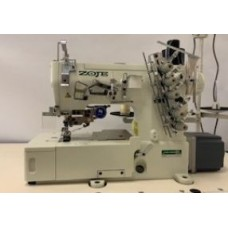 Трехигольная пятиниточная плоскошовная щвейная машина ZOJE ZJ-W562A-1-364-BD-D3