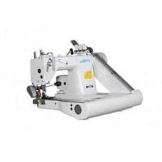 Трехигольная швейная машина цепного стежка с п-образной платформой, шов в замок JATI JT- 927-3-PS (комплект)
