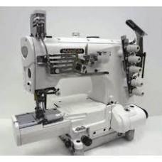 Трехигольная высокоскоростная плоскошовная машина Kansai Special NR-9803GD 7/32голова