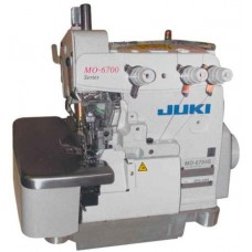 Трехниточный высокоскоростной промышленный оверлок JUKI MO-6704S-0E4-40H