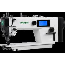 ZOJE ZJ1640-3-D4/02  одноигольная промышленная швейная машина с верхним и нижним транспортером