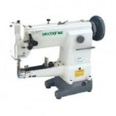 ZOJE ZJ2628LG Одноигольная рукавная швейная машина челночного стежка