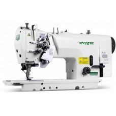 ZOJE ZJ2845A-BD-3/02 - Двухигольная швейная машина челночного стежка