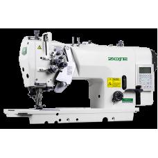 ZOJE ZJ2875-5-BD-D3-PF-3/02 Двухигольная промышленная швейная машина