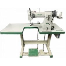 ZOJE ZJ335DL Одноигольная рукавная швейная машина (комплект)