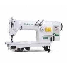 ZOJE ZJ3820-BD Двухигольная швейная машина цепного стежка с иглами «тандем»