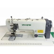 ZOJE ZJ8420A (расстояние между иглами 47 мм) Двухигольная промышленная швейная машина