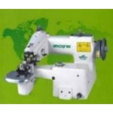 ZOJE ZJ860 Одноигольная швейная машина потайного стежка для изготовления шлевки