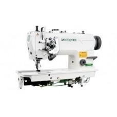 ZOJE ZJ8750A-5 Двухигольная промышленная швейная машина
